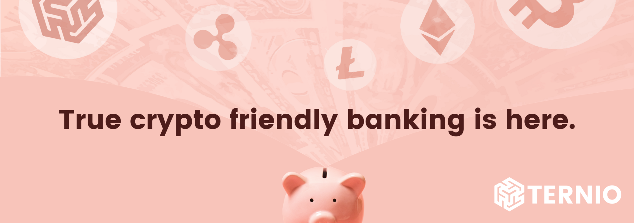 True Crypto Friendly Banknig is Here.